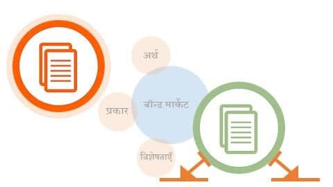 बॉन्ड मार्केट : अर्थ, प्रकार एवं विशेषताएँ। Bond market in hindi